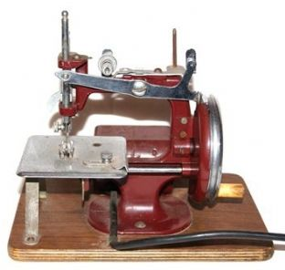 #50 Grain Electric Sewing Machine